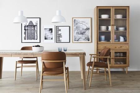 Mueble nórdico El Corte Inglés
