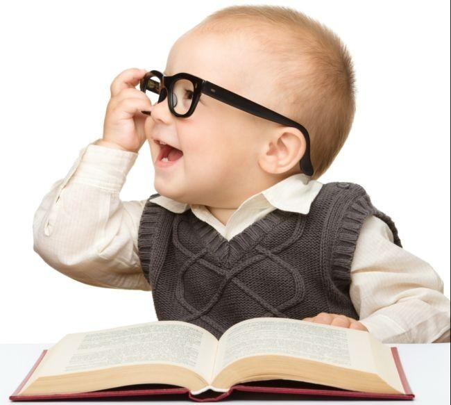 Los bebés son incapaces de aprender a leer