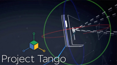 Project Tango: Google quiere hacer un mapa tridimensional del mundo entero