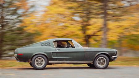 Ford Mustang Bullitt a subasta