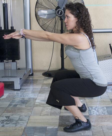¿Nuevo en el gym? Rutina de pesas para acondicionamiento