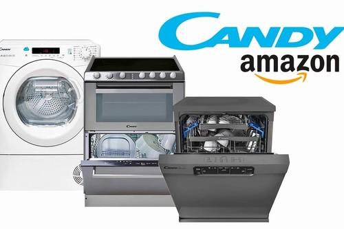 Equipa tu cocina con electrodomésticos Candy a los mejores precios con estas ofertas de Amazon