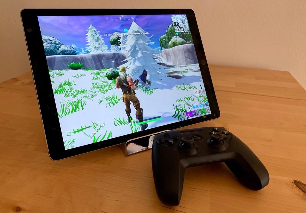 ¡Por fin! Ya podemos jugar a Fortnite usando mandos MFi en nuestros dispositivos iOS