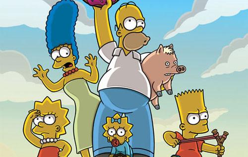 Los Simpson La Pelicula Estos No Son Mis Simpson Me Los Han Cambiado