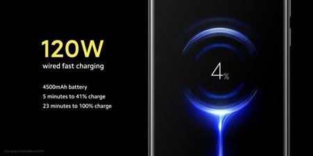 Xiaomi explica los 120W de carga rápida en su Mi 10 Ultra: el primero con Quick Charge 5 y 800 ciclos de carga casi sin pérdidas