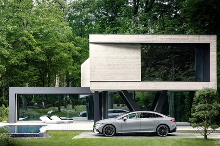 Mercedes Benz Eqe 2022 016
