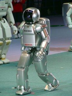 ASIMO visitará el Salón del Automóvil de Madrid