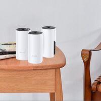 Mejorar tu cobertura WiFi en casa te costará menos dinero con el kit TP-Link Deco P9 de 3 nodos que Amazon tiene rebajado a 189,99 euros