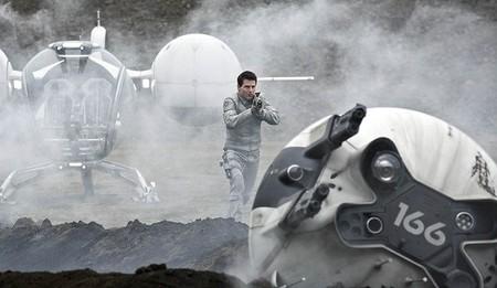Imagen de Tom Cruise en la película