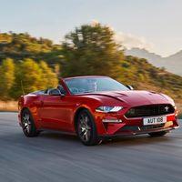 Ford lanza la edición Mustang55 del emblemático pony car