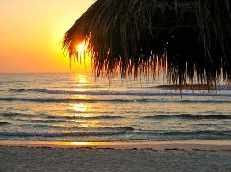 Amanecer en la Riviera Maya Bahía Príncipe