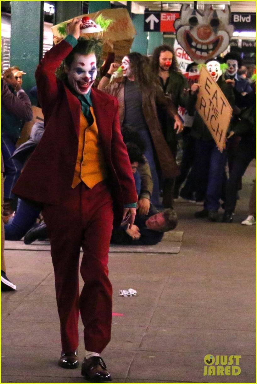 Foto de 'Joker': imágenes del rodaje (5/8)