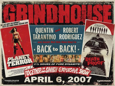 """""""No tenían ni idea de qué cojones estaban viendo"""". Quentin Tarantino explica el fracaso en taquilla de 'Grindhouse'"""
