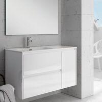 Ofertas en muebles de baño en Leroy Merlin, con descuentos de hasta el 25% para renovar tu baño ahorrando