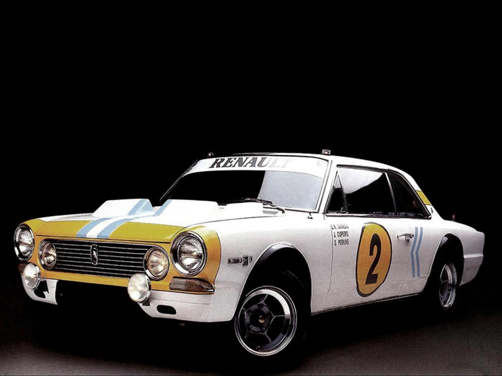 Ika Renault Torino competición 2