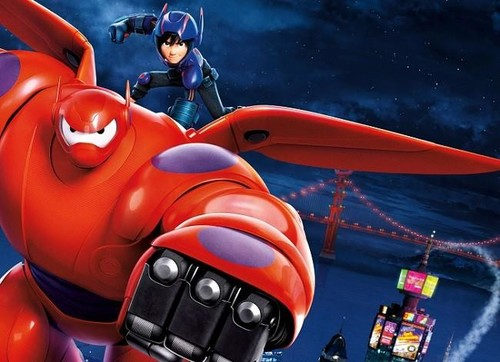 'Big Hero 6', los superhéroes Marvel con la magia Disney