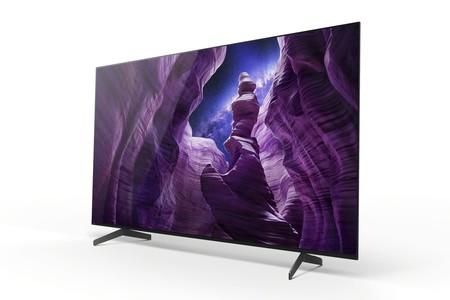 Sony ya tiene a la venta en España su nuevo televisor OLED A8, un modelo 4K que llega con estos precios oficiales