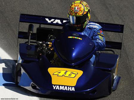 Primera victoria de Valentino Rossi en Laguna Seca