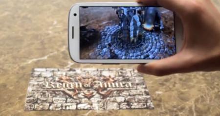 Vuforia: cómo nuestro Smartphone puede ampliar la realidad que vemos
