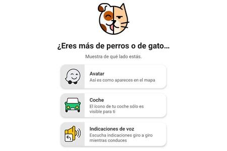 Perretes y gatetes llegan a Waze: nuevas voces, coches y avatares muy animales