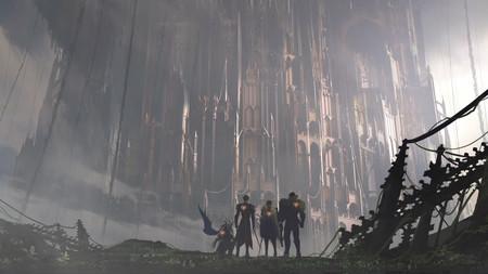 Babylon's Fall por fin muestra algo más de su propuesta en un nuevo gameplay de lo más impresionante