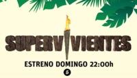 La 'semana loca' de estrenos en España culmina el domingo con 'Supervivientes'