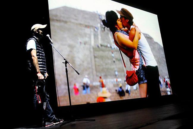 """""""Fotografiar besos es algo muy complicado"""": Ignacio Lehmann, creador de 100 World Kisses"""
