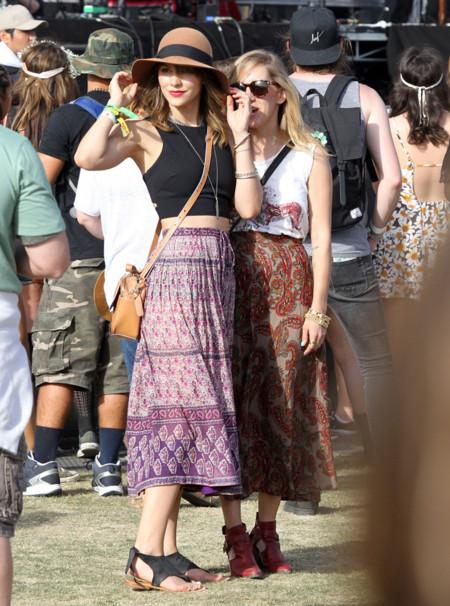 Katharine McPhee Coachella 2014