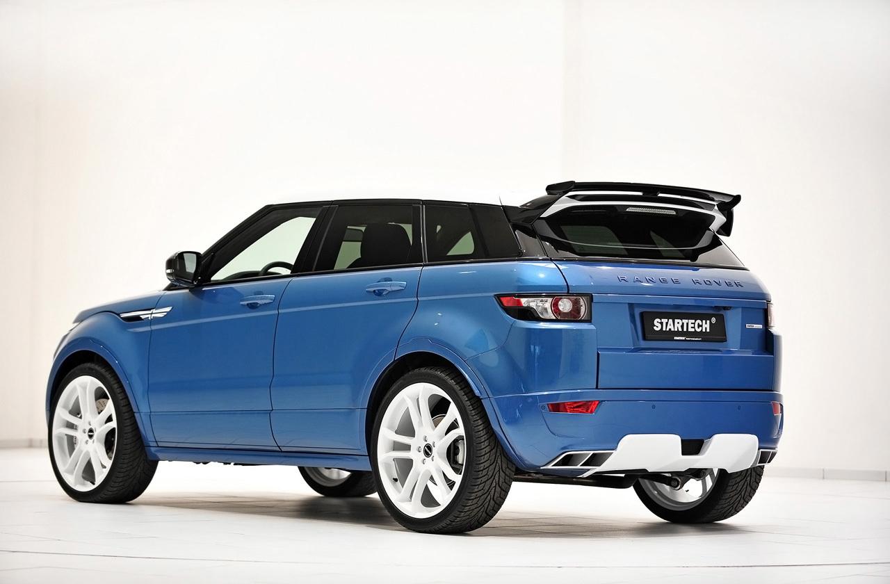 Foto de Startech Range Rover Evoque (24/31)