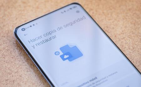 Xiaomi incorpora nuevas funciones en el sistema de copias de seguridad de MIUI haciéndolo ahora mucho más completo