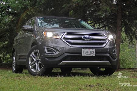 Ford Edge, a prueba: Un veterano del segmento muy capaz de mantenerse al día
