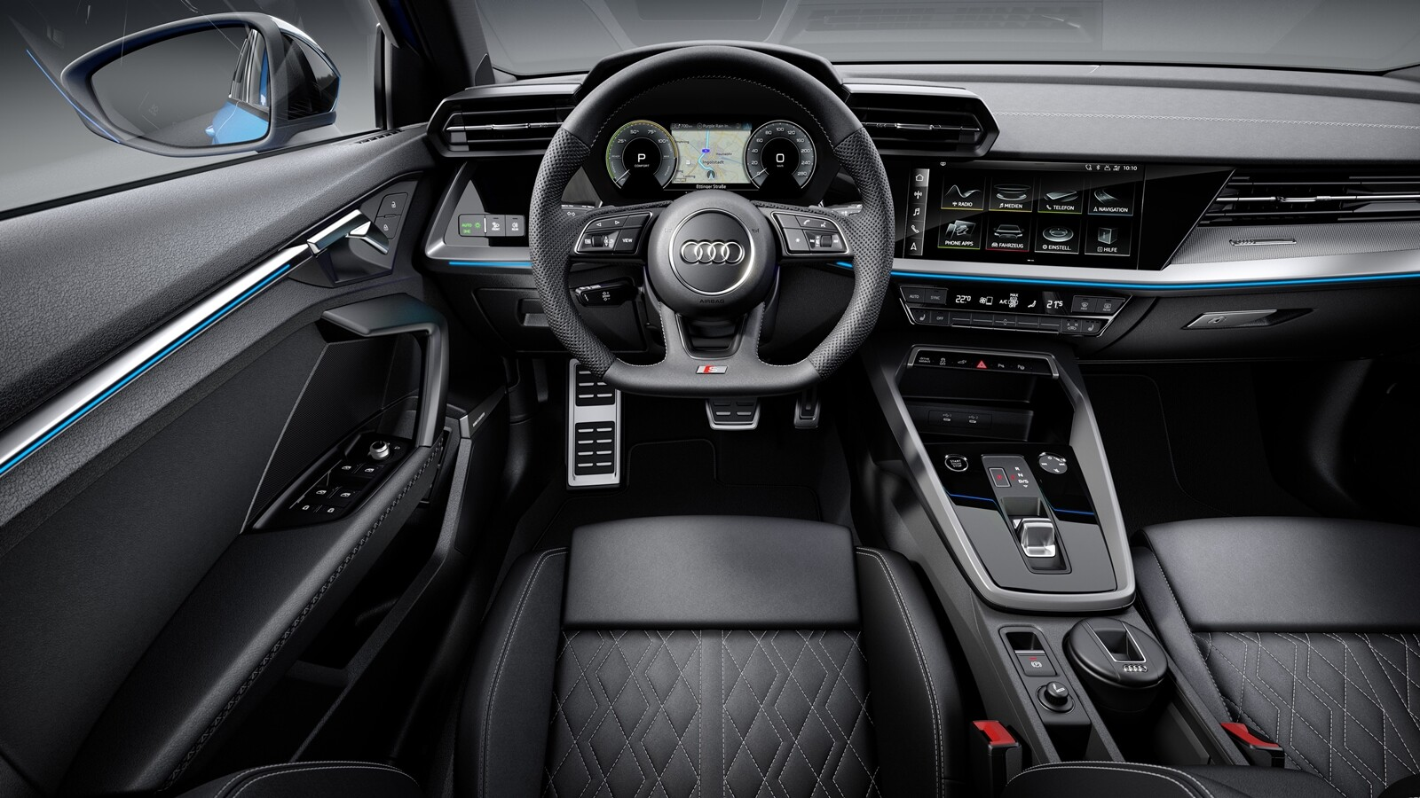 Audi A3 Sportback 40 TFSIe 2020