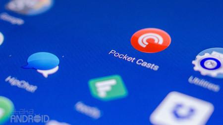 Pocket Casts, el mejor reproductor de podcasts en Android, se actualiza a su versión 4.5 con soporte a Chromecast y más