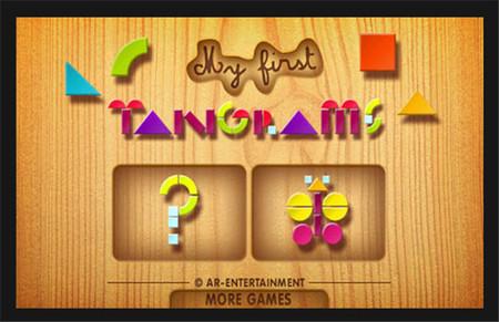 Llega el tangram para dispositivos móviles: los niños pondrán a prueba su capacidad de crear y vosotros os divertiréis