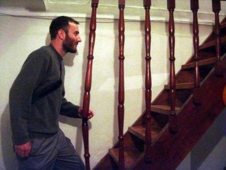 Respuesta a la adivinanza: subir escaleras es la actividad aeróbica que más calorías consume