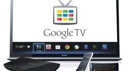 Es un hecho: Sony Google TV llegará a México