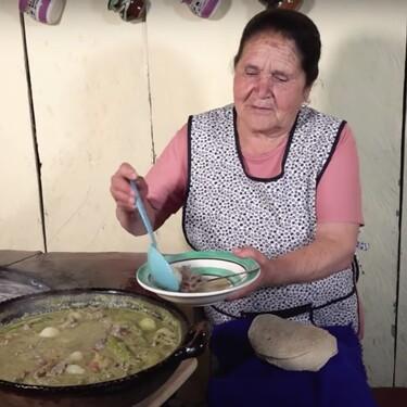 """Carne en su jugo: Doña Ángela """"De mi Rancho a tu cocina"""" tiene la receta fácil de este clásico de la cocina mexicana"""