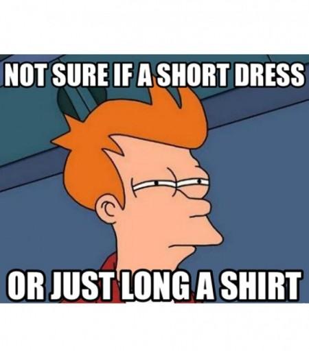 Fry y su dilema