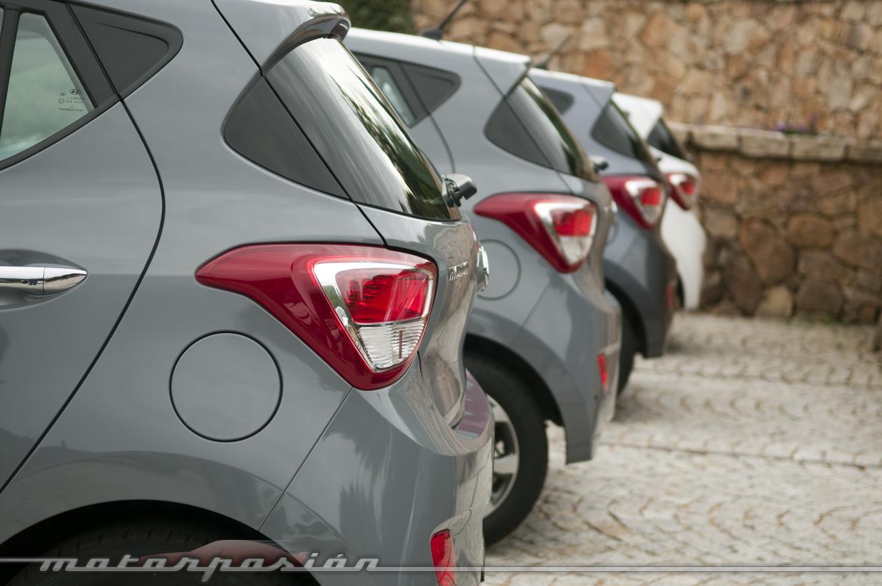 Foto de Hyundai i10 2013 (presentación) (14/28)