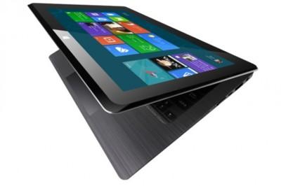 ASUS Taichi, un portátil Windows 8 con doble pantalla