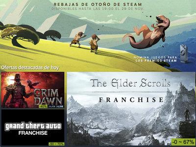 Black Friday 2016: ya están aquí las rebajas de otoño de Steam y estas son las mejores