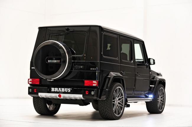 Brabus B63 620 Widestar