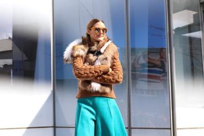 Street Style Semana de la Moda de Nueva York: todas adoran Delpozo
