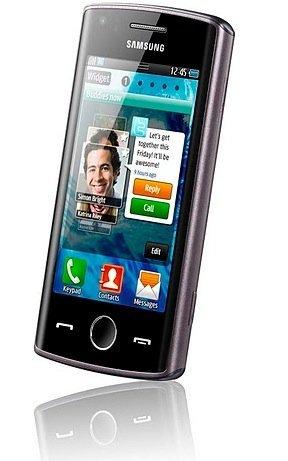 Samsung Wave 578, nuevo teléfono Bada con NFC