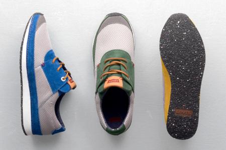 Levi's City Runner: unas zapatillas para patearte la ciudad