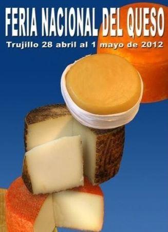 XXVII Feria nacional del queso de Trujillo