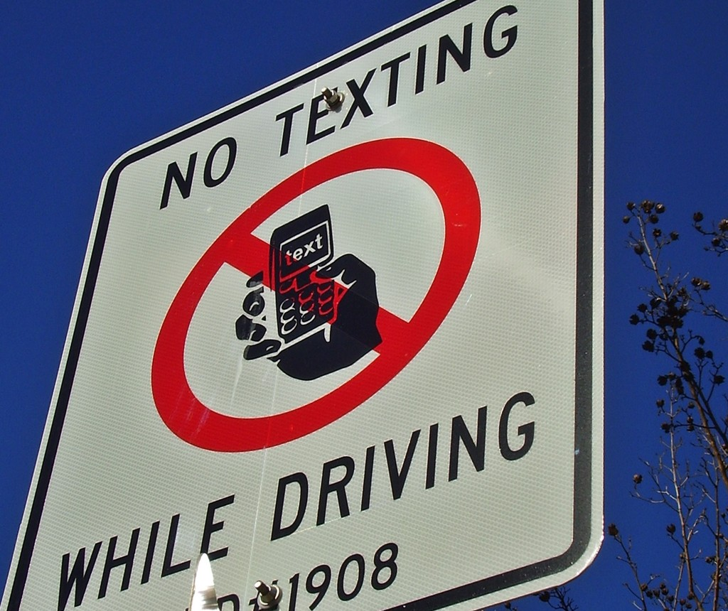 Texting Driving4
