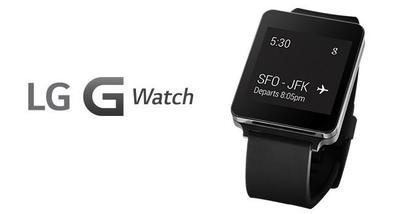 G Watch, toda la información del nuevo smartwatch de LG