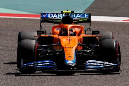 Norris Sakhir F1 2021