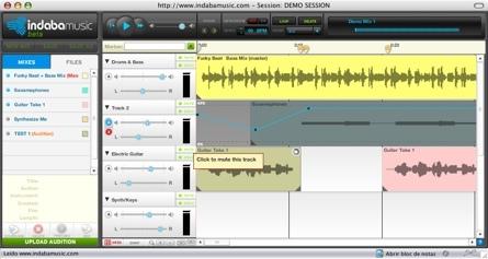 Indaba Music, creando temas musicales de forma descentralizada